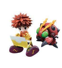Megahouse GEM Digimon Izumi Koushiro Tentomon