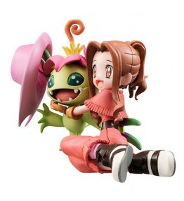Megahouse GEM Digimon Mimi Palmon