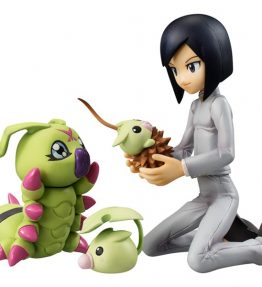 Megahouse GEM Digimon Wormmon Ken (5)