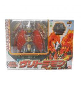 Bandai Digimon Spirit Evolution Vritramon BurningGreymon Digivolving Figures
