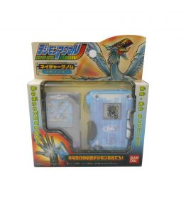 Bandai Digivice Digimon Accel Nature Genome Valdurmon (1)
