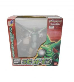 Digimon Tamers Hybrid Evolution Digivolving Figures Rapidmon Gargomon (1)