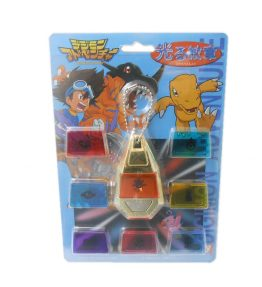 Yutaka Digimon Adventure Tag and Crests Emblem (1)