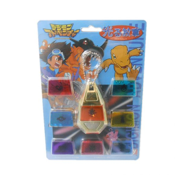 Yutaka Digimon Adventure Tag and Crests Emblem (1)