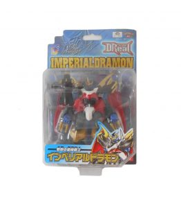 DReal Imperialdramon Digi Warrior D-Real Figure (1)