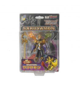 DReal Sakuyamon Digi Warrior D-Real Figure