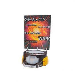 Digimon Complete Memory Set WarGreymon Evolution Stage