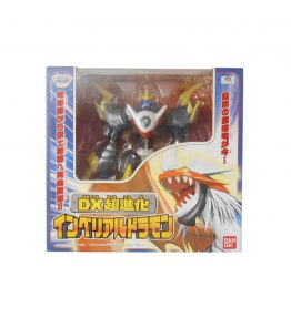 Digimon Imperialdramon Dragon Mode DX Evolution Digivolving Figure (1)