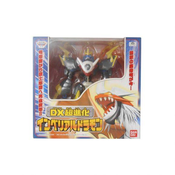 Digimon Imperialdramon Dragon Mode DX Evolution Digivolving Figure (1)