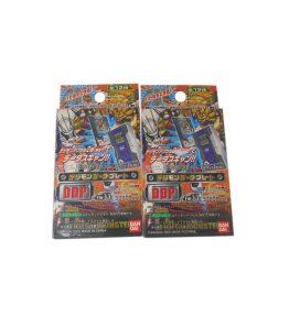 Digimon Data Plate File 3.0 x 2 (1)
