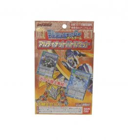 Digimon TCG Ultimate Battle Deck 4