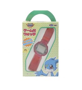 Banpresto Digimon GameWatch Red