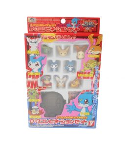 Yutaka Digimon D-3 Combination Set (1)