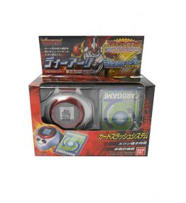 Bandai Digivice D-Ark Version 1 Silver & Red Dukemon Limited