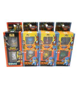 Yutaka Digimon Adventure 02 Finger Doll 4 Set (1)
