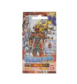 Digimon TCG Starter Version 7 The Warriors of Super Fusion