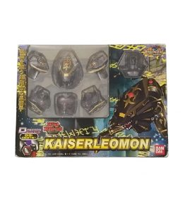 Bandai Digimon Spirit Evolution KaiserLeomon Loweemon Digivolving Figures