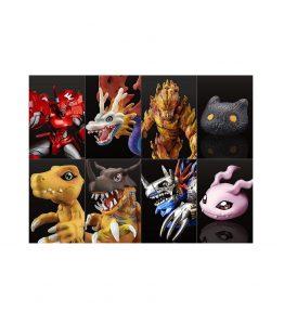 Bandai Digital Monster Capsule Mascot Collection Premium ver. 1 Banner Digivicemon (1)