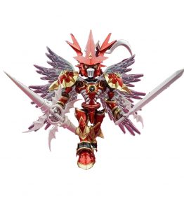 TungMung Dukemon Crimson Mode SDM-01
