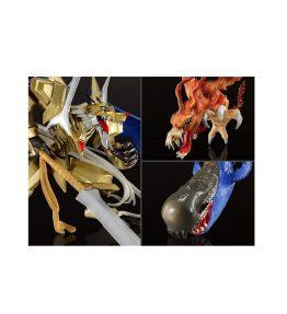 Bandai Digital Monster Capsule Mascot Collection Premium ver 1