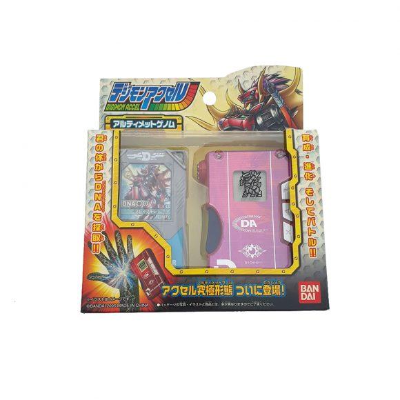 Bandai Digivice Digimon Accel Ultimate Genome Sleipmon BIB 2 (1)