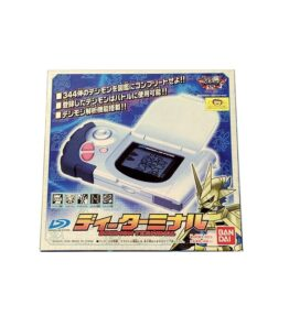 Bandai Digimon D-terminal Japan BIB 3