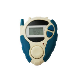 Bandai Digivice D3 Version 1 Blue Veemon Yellowing 2 (1)