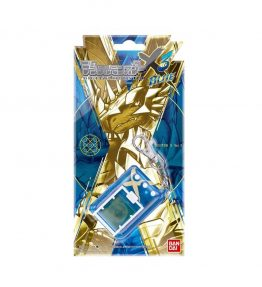 Digimon Pendulum X Ver. 3 Blue Color BIB 1