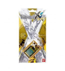Digimon Pendulum X Ver. 3 Yellow Color New (1)