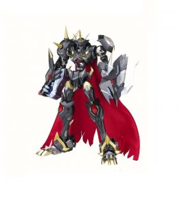 Omegamon White X Evolution TungMung EX DM-01B