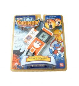 Bandai Digivice Data Link Agumon Orange New (1)