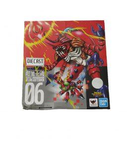 Bandai Digivolving spirits Digimon Tentomon MegaKabuterimon Figures BIB 1 (1)