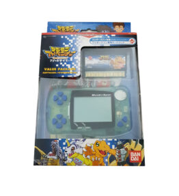 Wonderswan Digimon Clear Limited Edition BIB 1 (1)