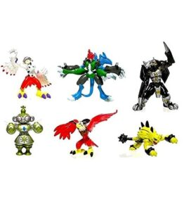 Bandai Digimon Adventure 02 Real Collection 2 (1)