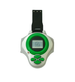 Bandai Digivice D-Power Version 1 Terriermon Green 2 (1)