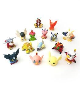 Digimon Mini Figures Set of 15 Digimon Adventure 02 (1)