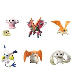 MegaHouse DigiColle Data Set of 6