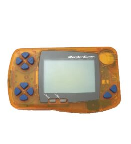 Wonderswan Digimon Orange Limited Edition 4