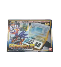 Bandai 1999 Digimon Analyzer BIB 1