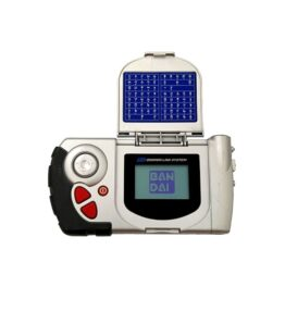 Bandai Digimon D-terminal Japan USED 3 (1)