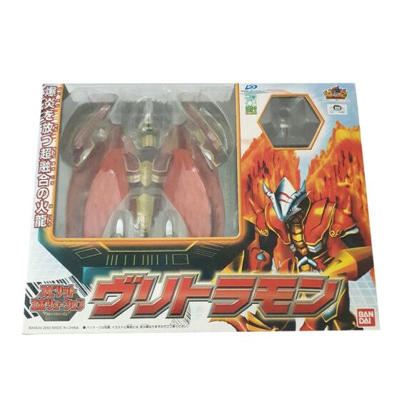 Bandai Digimon Spirit Evolution Vritramon BurningGreymon Digivolving Figures 3 (1)