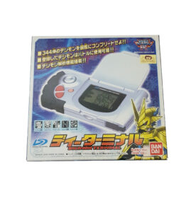 Bandai Digimon D-terminal Japan BIB 4 (1)
