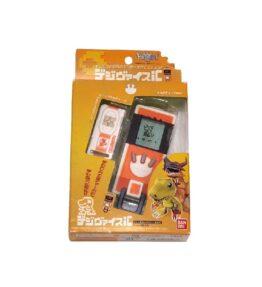 Bandai Digivice IC 101 Orange BIB 1