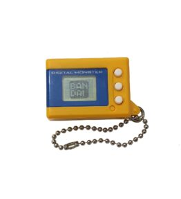 Digimon Mini 2.0 Yellow Loose 1 (1)