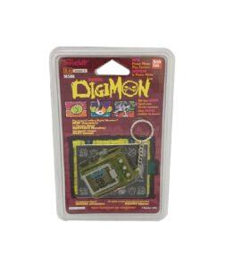 Bandai Digital Monster 1997 Version 2 Green Made In Indonesia New 1 (1)