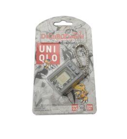 Digimon Mini Type 3 Uniqlo Limited Edition BIB 1 (1)