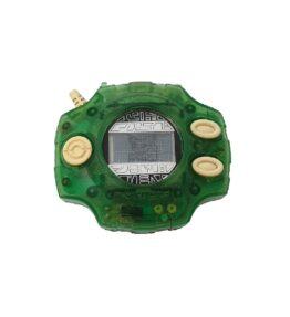 Bandai Digivice D2 US Version 1.0 Green Color Mimi (1)