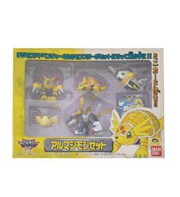 Bandai Digimon Adventure 02 Armadillomon Set New 1 (1)