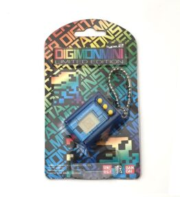 Digimon Mini Limited Edition Type.2 Blue New 1