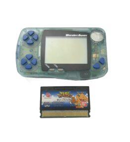 Wonderswan Digimon Clear Limited Edition 2 (1)